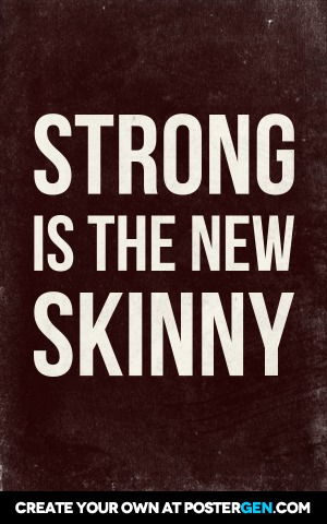 New Skinny Print