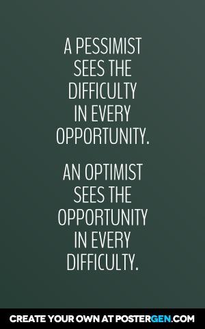 Optimist Print
