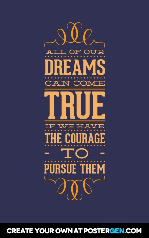 Pursue Them Print