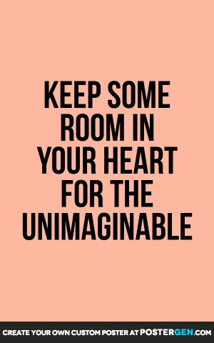Room In Heart Print