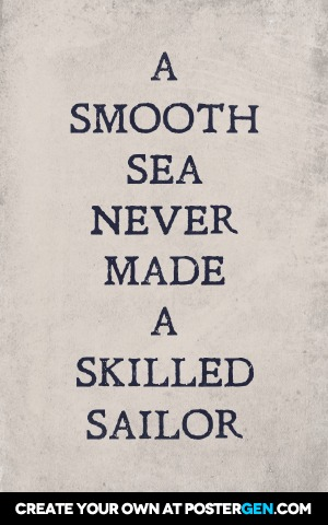 Skilled Sailor Print