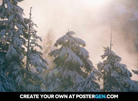 Snow Has Fallen Print