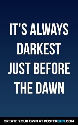 The Dawn Print