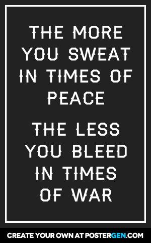 Times Of War Print