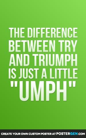 Triumph Print