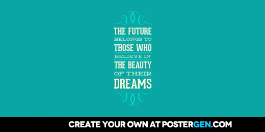 Custom Beauty Of Their Dreams Twitter Cover Maker