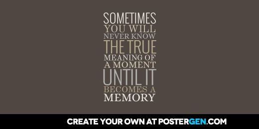 Custom Becomes A Memory Twitter Cover Maker