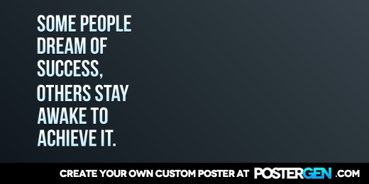 inspirational posters maker
