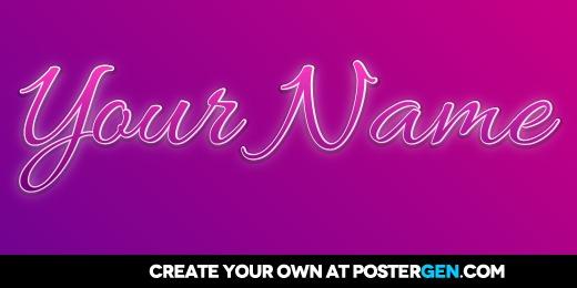 Custom Girls Twitter Cover Maker