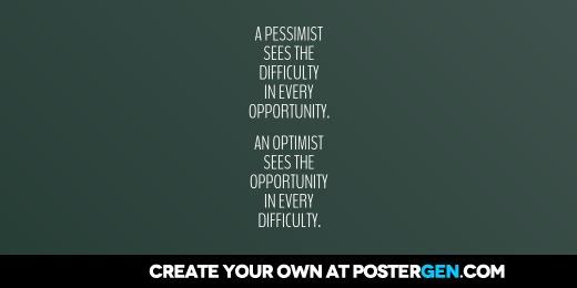 Custom Optimist Twitter Cover Maker