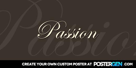 Custom Passion Twitter Cover Maker