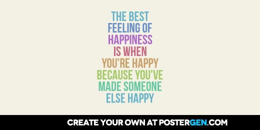 Custom Someone Else Happy Twitter Cover Maker