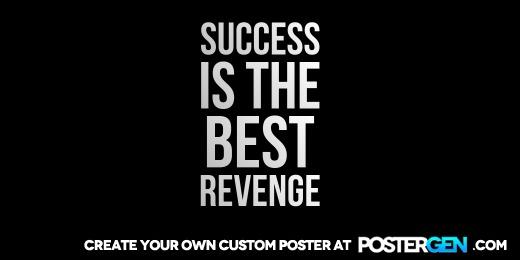 Custom Success Twitter Cover Maker