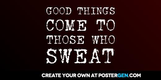 Custom Sweat Twitter Cover Maker