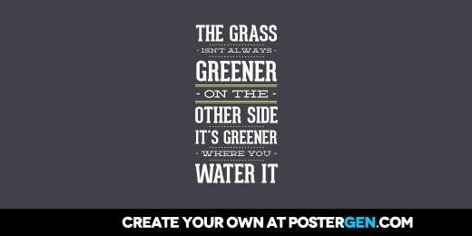 Custom Water It Twitter Cover Maker