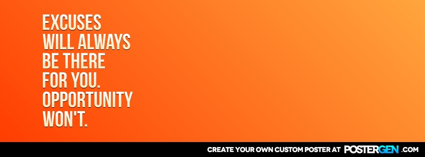 Custom Always Be There Facebook Cover Maker