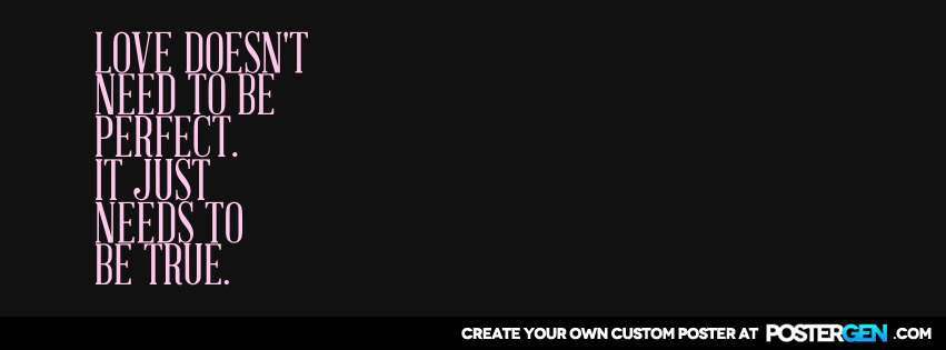 Custom Be True Facebook Cover Maker