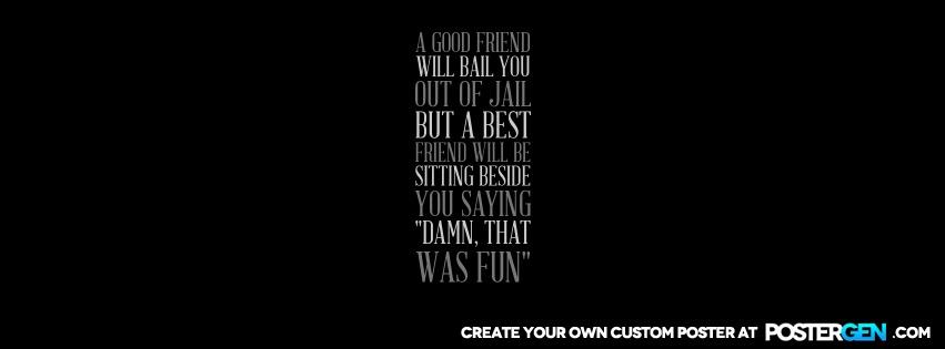 Custom Best Friend Facebook Cover Maker