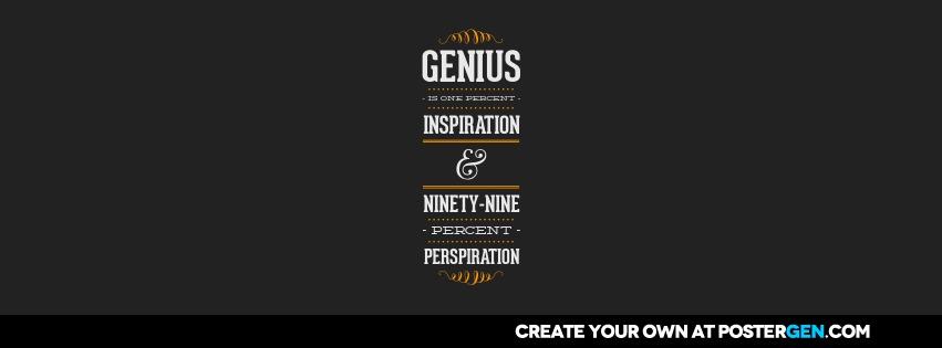 Custom Genius Facebook Cover Maker