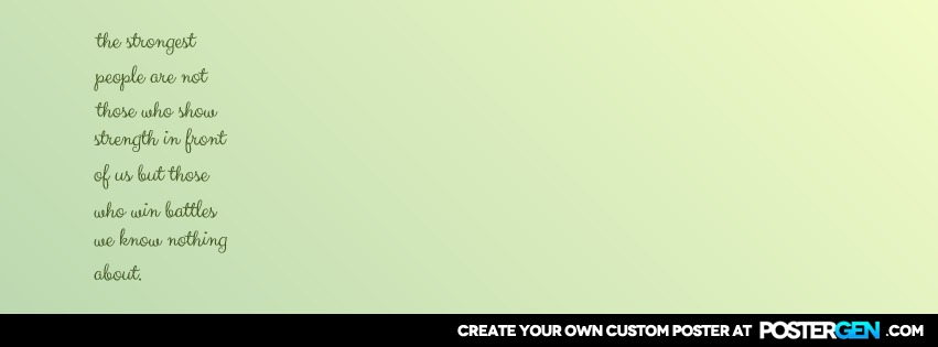 Custom Know Nothing About Facebook Cover Maker