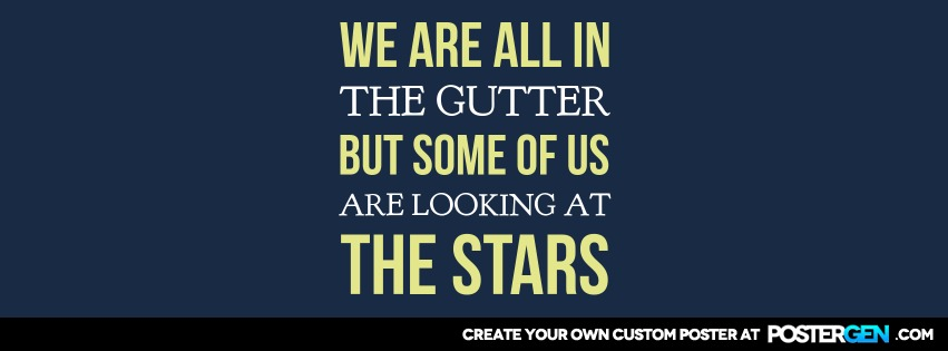 Custom Looking at the Stars Facebook Cover Maker
