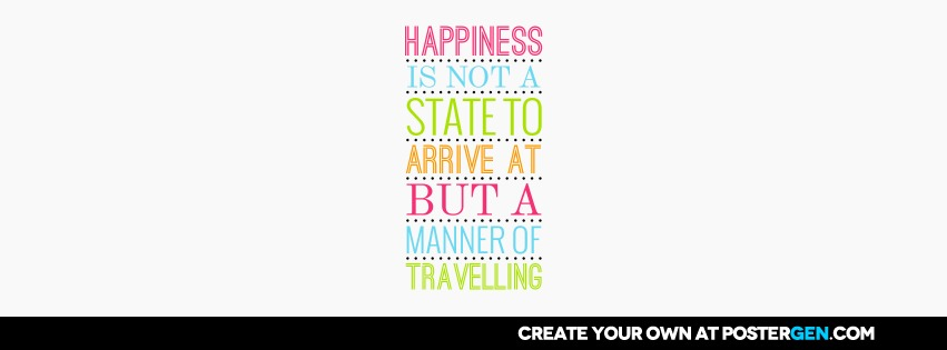 Custom Manner Of Travelling Facebook Cover Maker