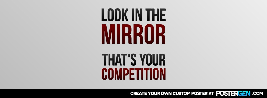 Mirror Facebook Cover Maker Fitness Posters Custom