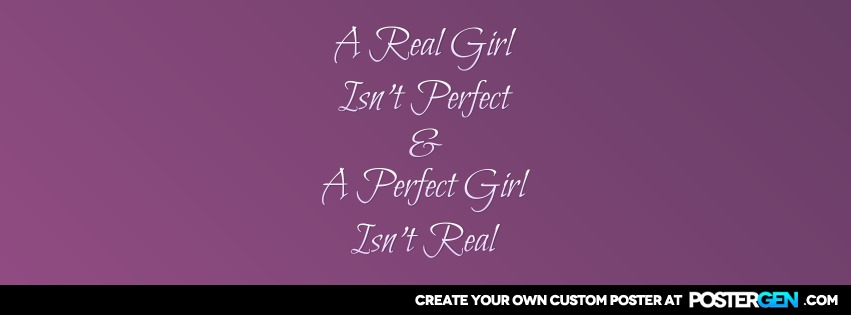 Custom Real Girl Facebook Cover Maker