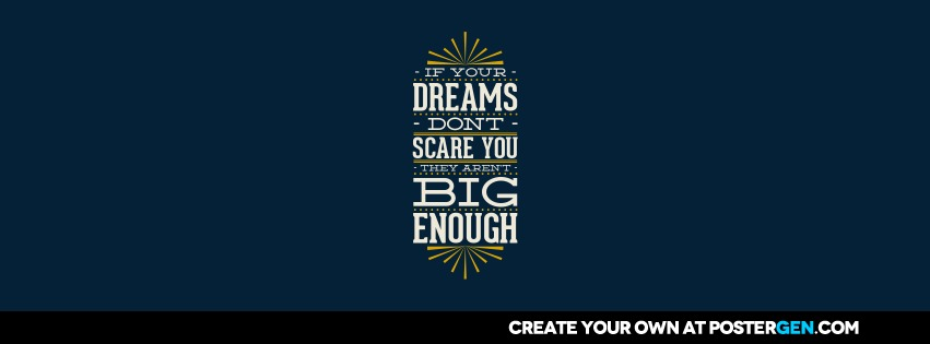 Custom Scare You Facebook Cover Maker