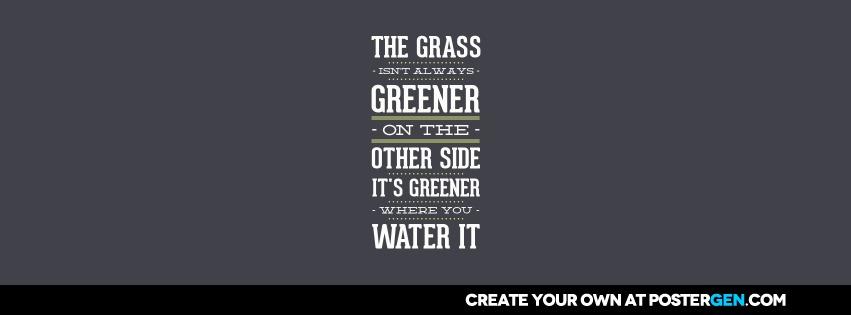 Custom Water It Facebook Cover Maker