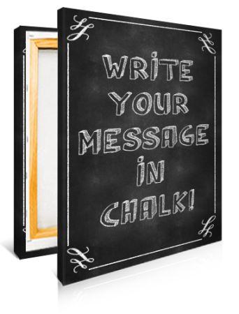 chalkboard sign app